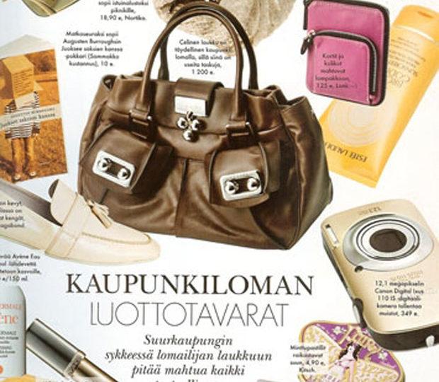 Lumi featured in Elle