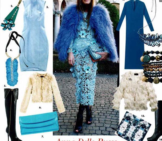Lumi featured in Elle Accessories