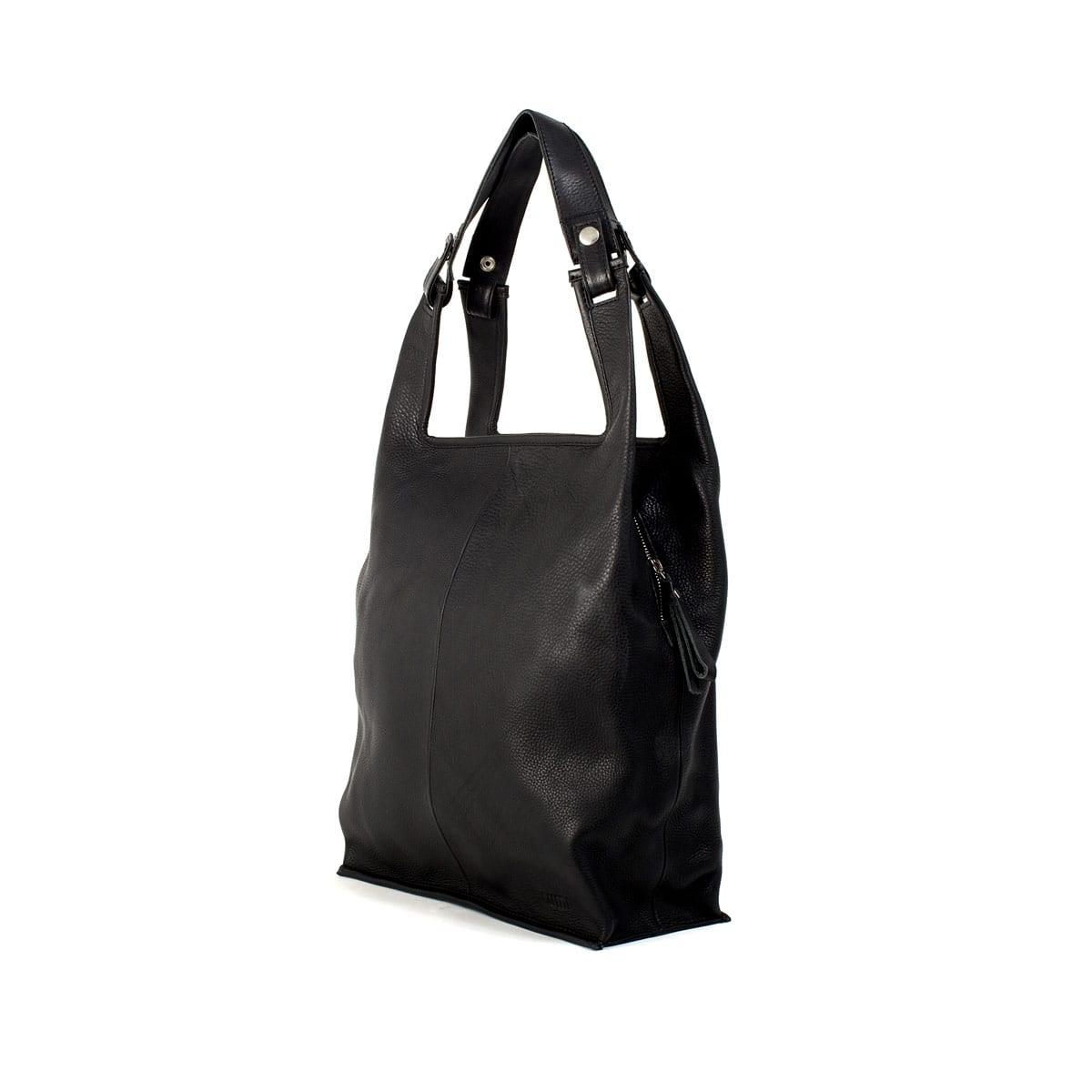 e2cf51f4abb Eco Supermarket Bag Large Black – Lumi Accessories