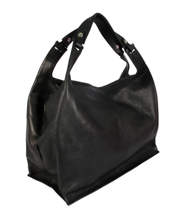 Eco Supermarket Bag XX-LARGE Black | Lumi Accessories