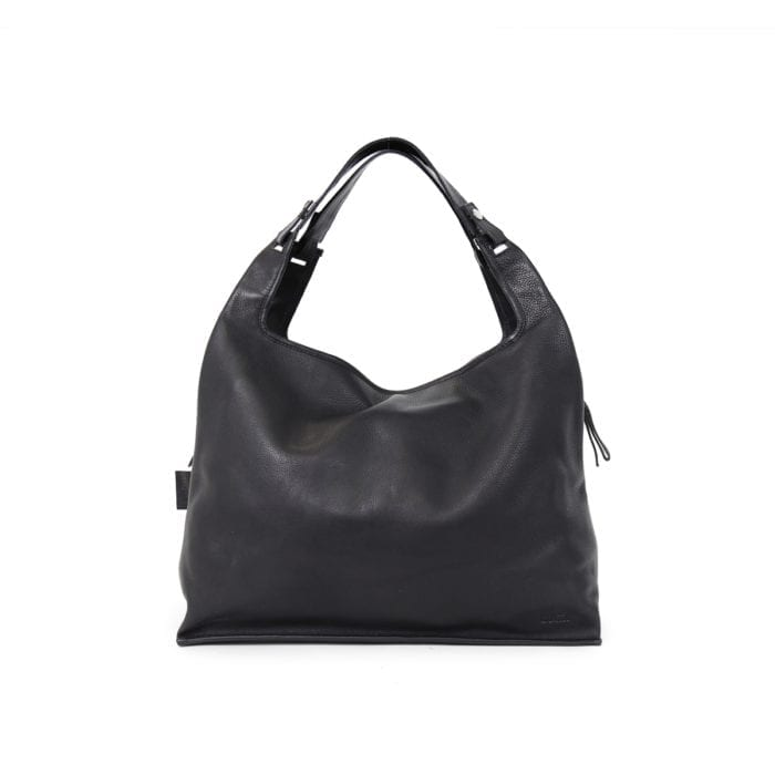 LUMI XXL Supermarket Bag in black