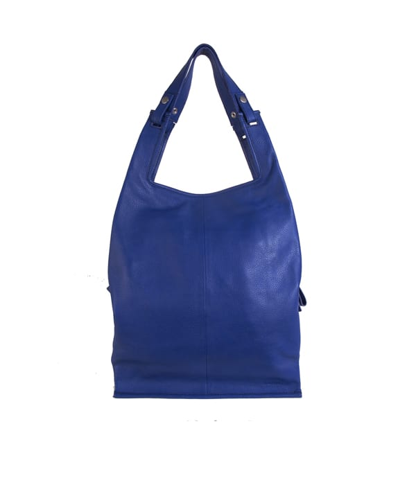 LUMI Classic Supermarket Bag Large, in Finland blue.