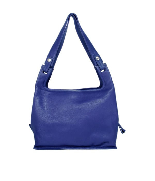 LUMI Classic Supermarket Bag Medium, in Finland blue.