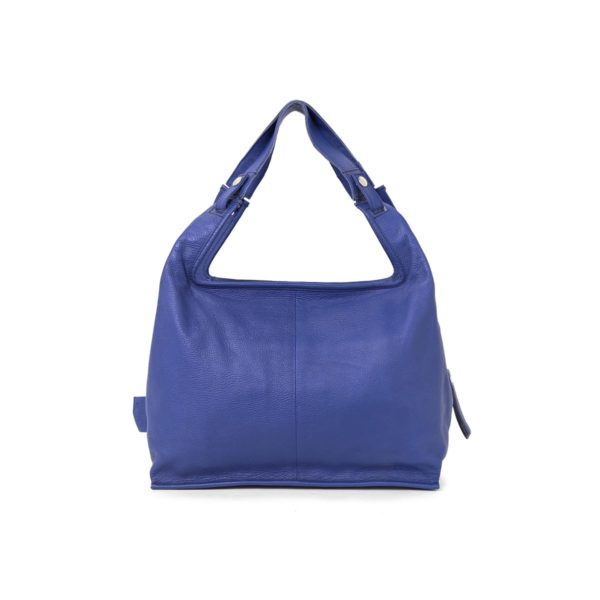 LUMI Classic Large Supermarket bag in Finland blue