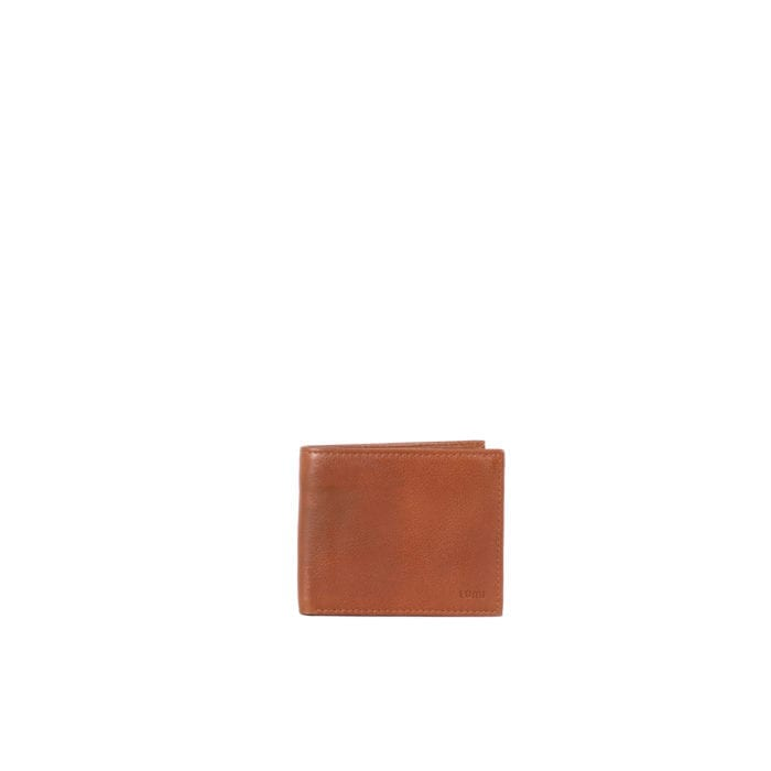 Card Wallet Eco Cognac