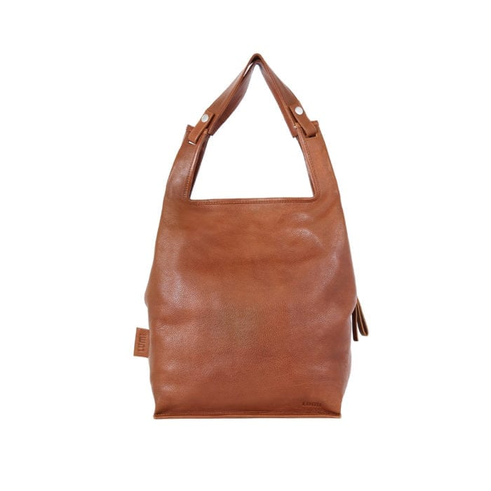 Supermarket Bag Eco Large Cognac