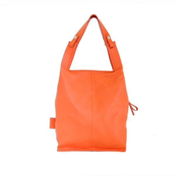 Supermarket Bag Large in Light Coral