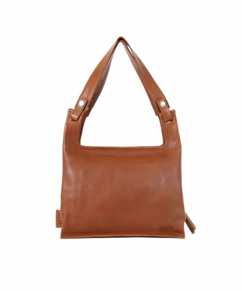 Supermarket Bag Eco Medium Cognac