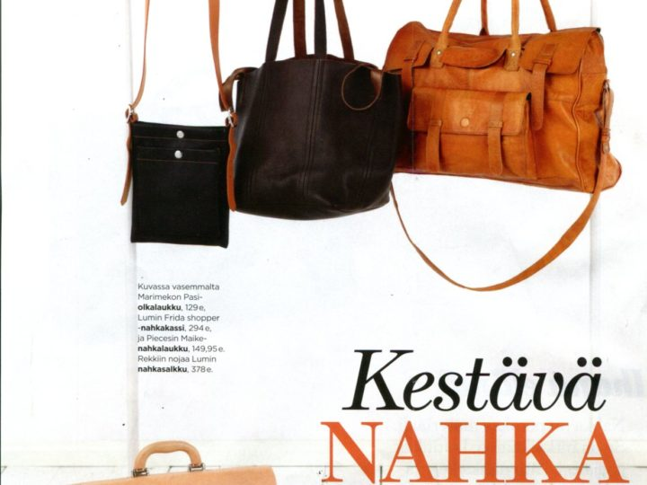 Kotivinkki Magazine No.7.2014