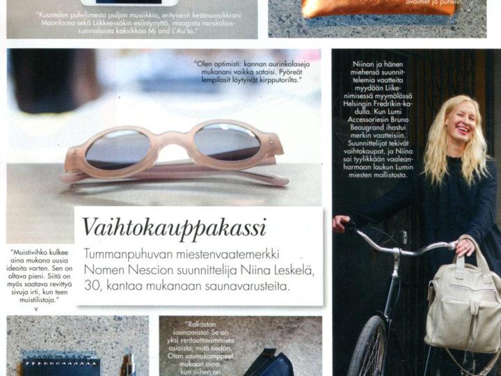 Elle Accessories No.1.2014