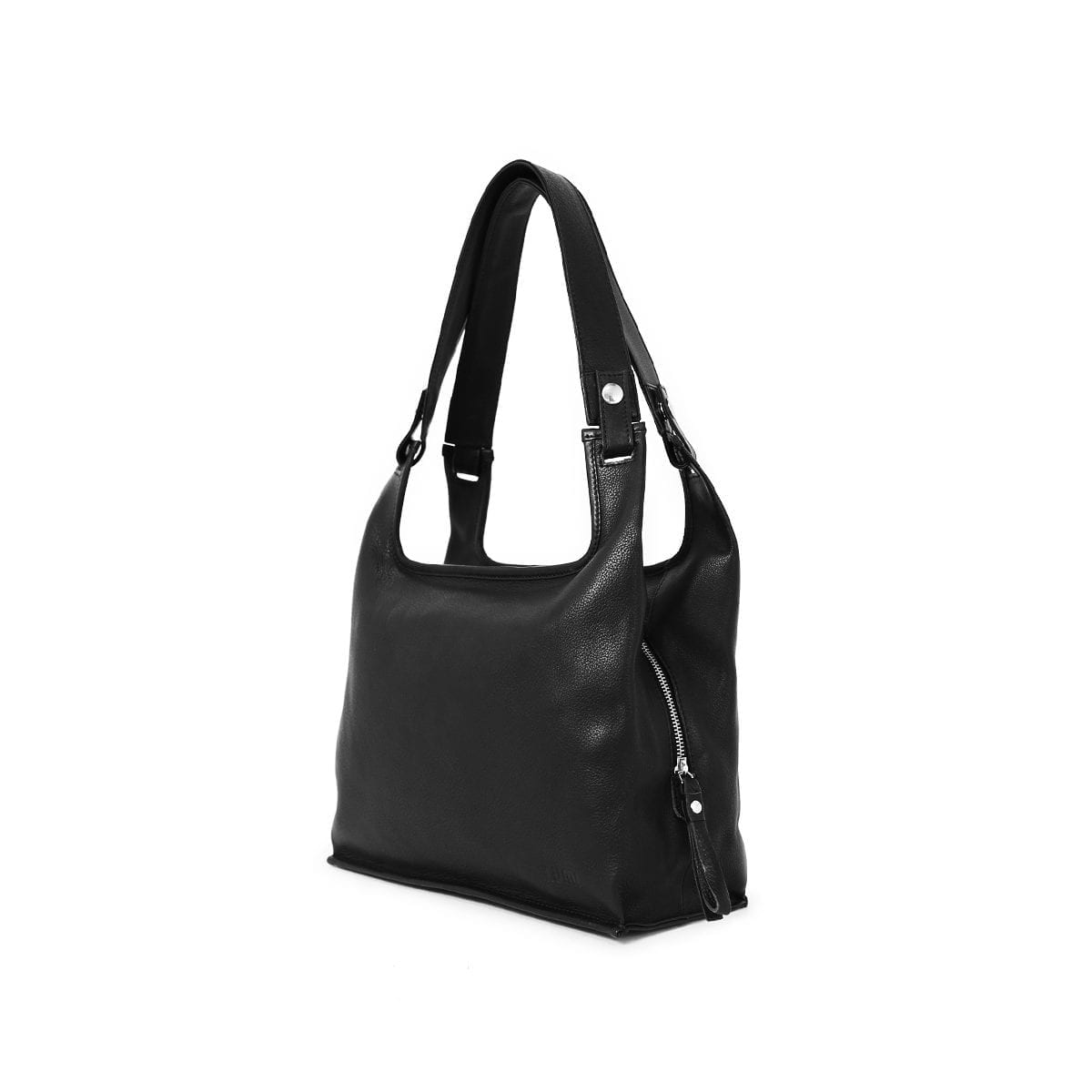 Medium Supermarket Bag in black