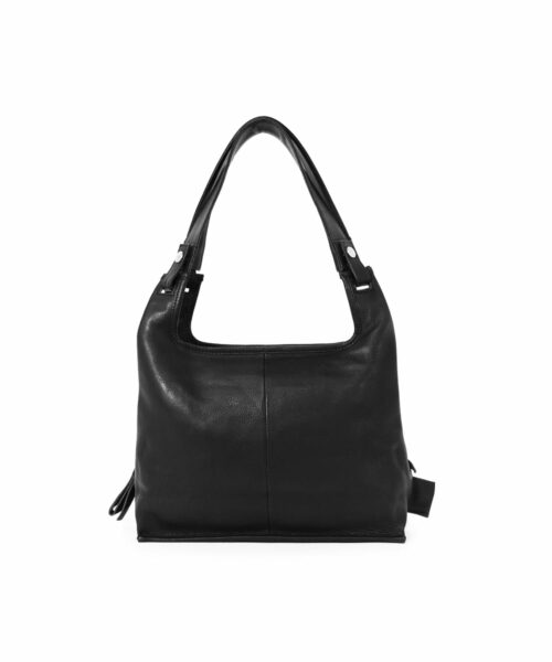 Medium Supermarket Bag in black