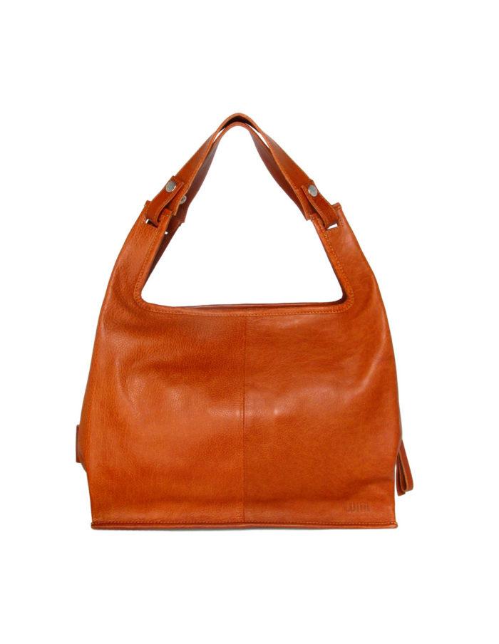 Eco Supermarket Bag X-LARGE Cognac