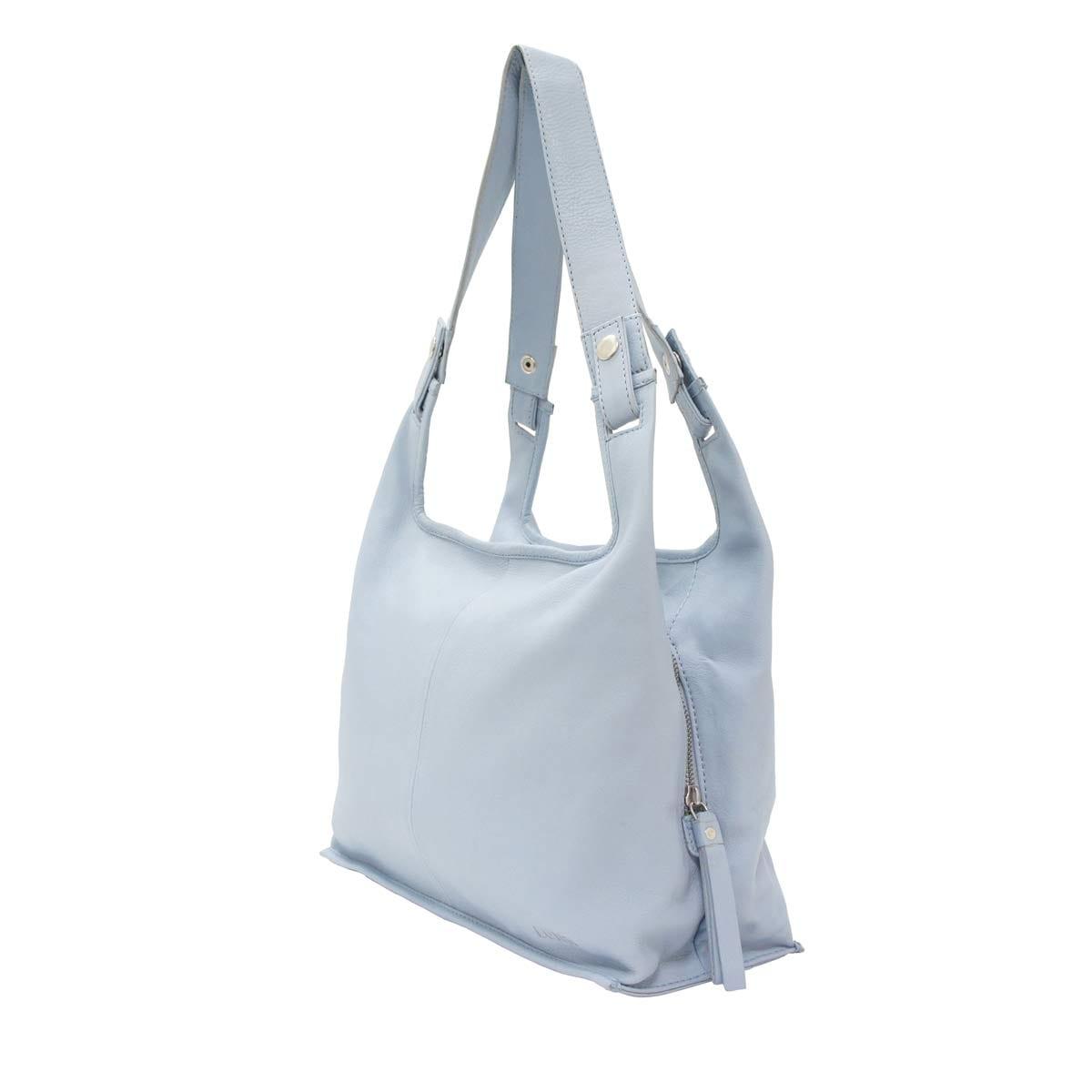 Classic Supermarket Bag Medium Sky Blue Lumi Accessories