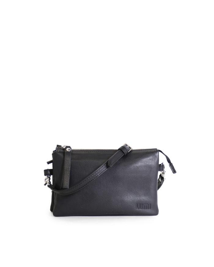 LUMI Venla All-In-One Pouch in black