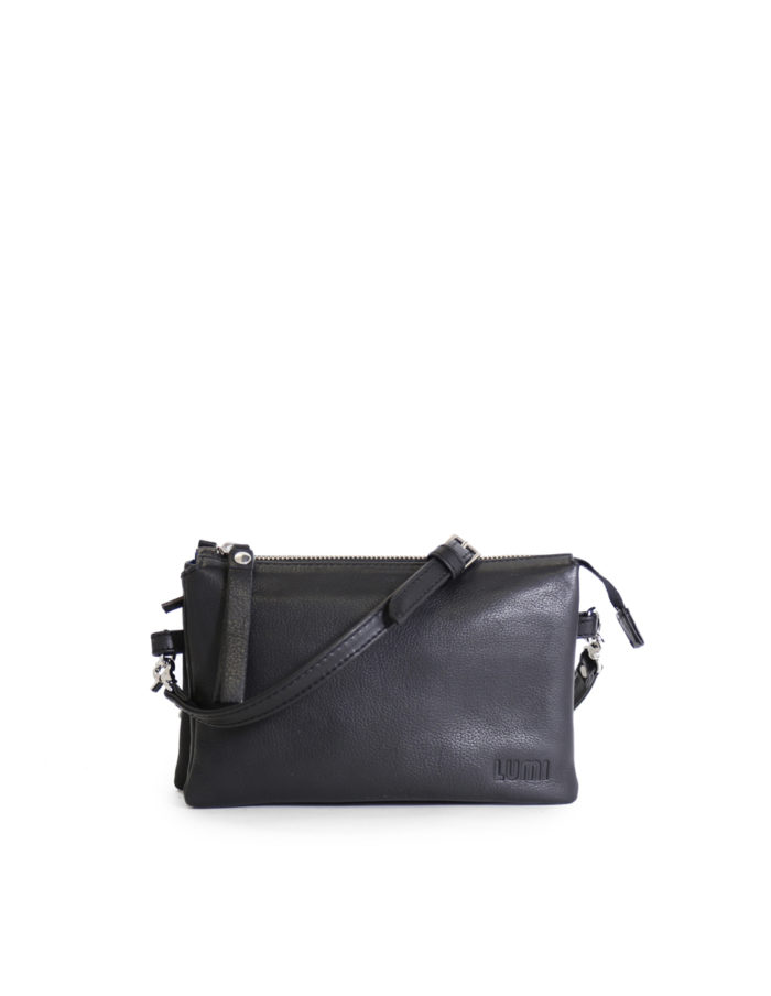 LUMI Venla All-In-One Pouch in black