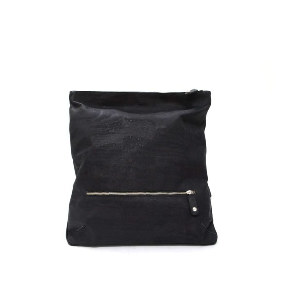 LUMI Oskar Backpack, in black.