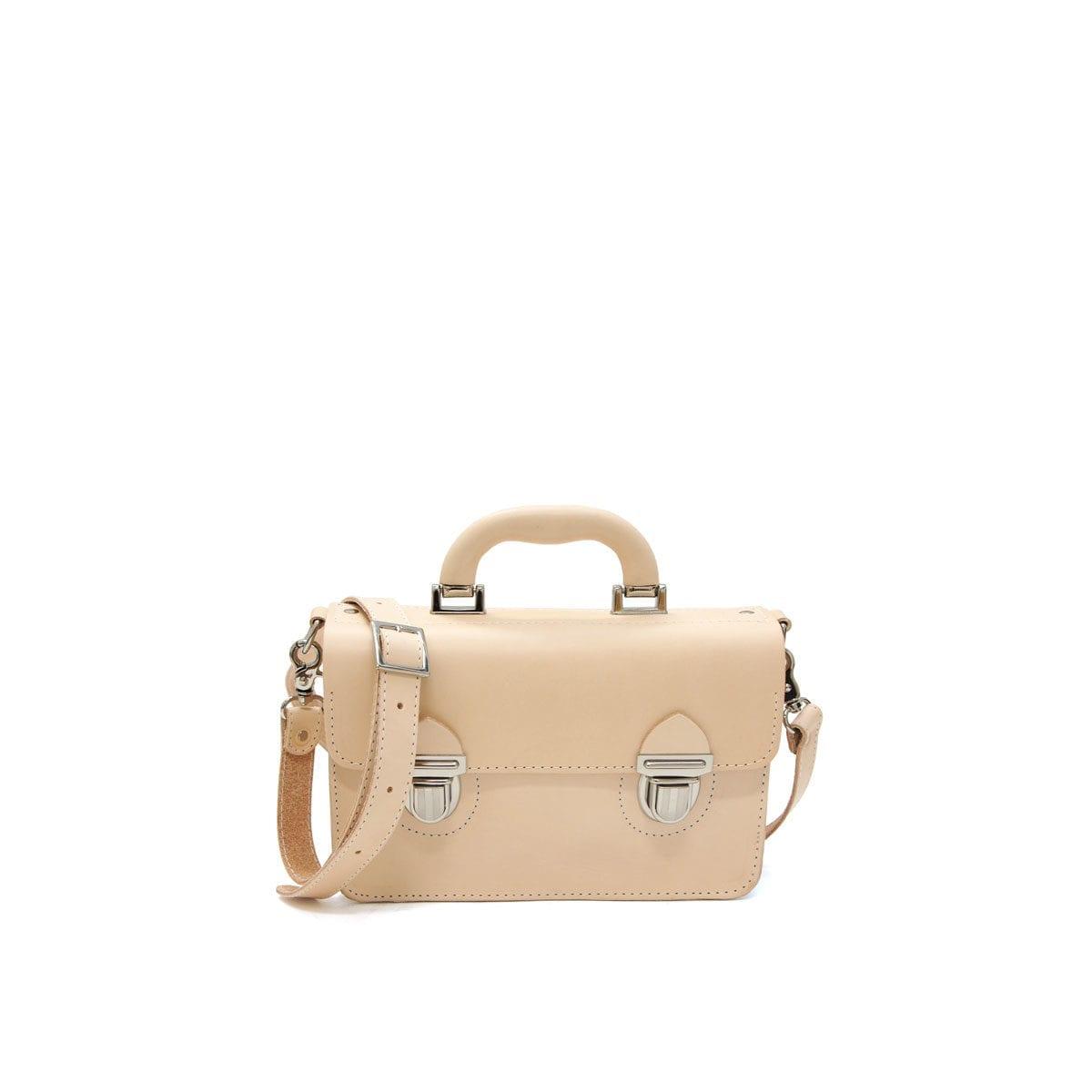 90bf809a81 Miki Small Postman Bag Natural – Lumi Accessories