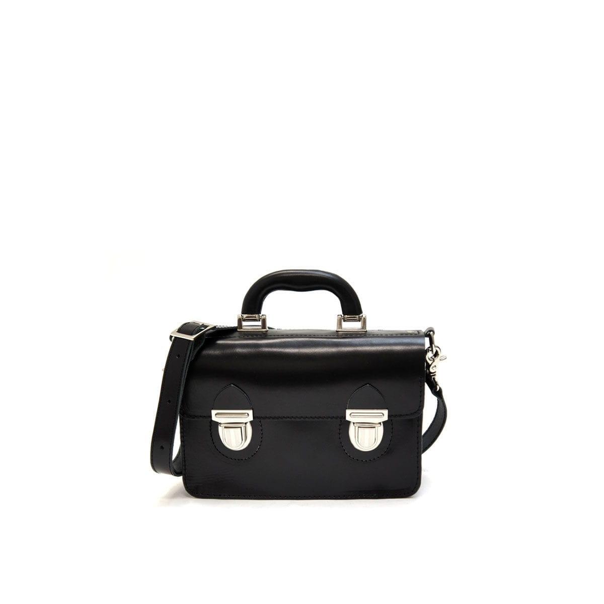 9db96bf6df Miki Small Postman Bag Black – Lumi Accessories