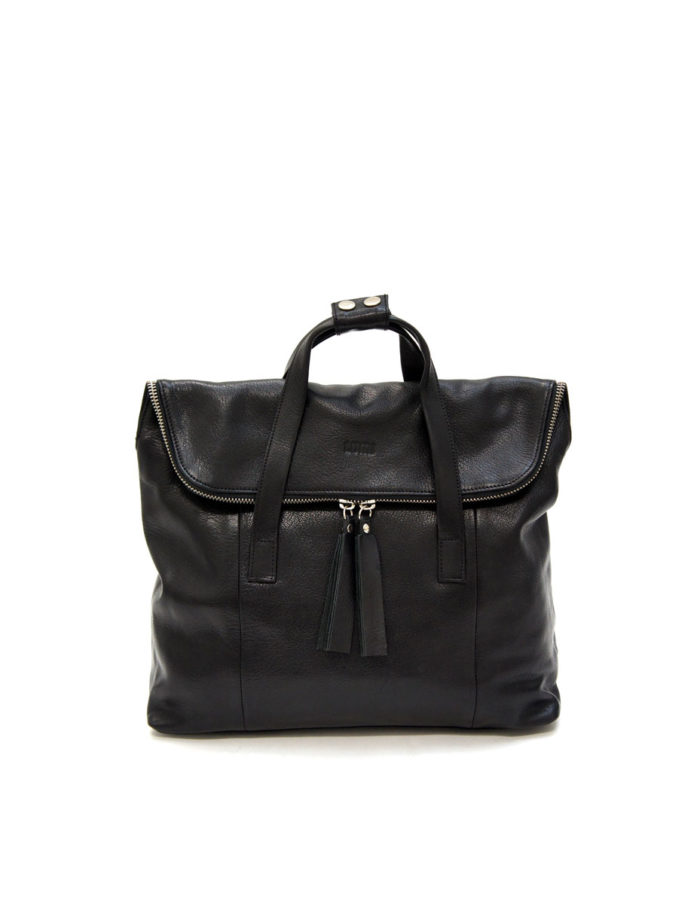Lumi Saara Backpack Black