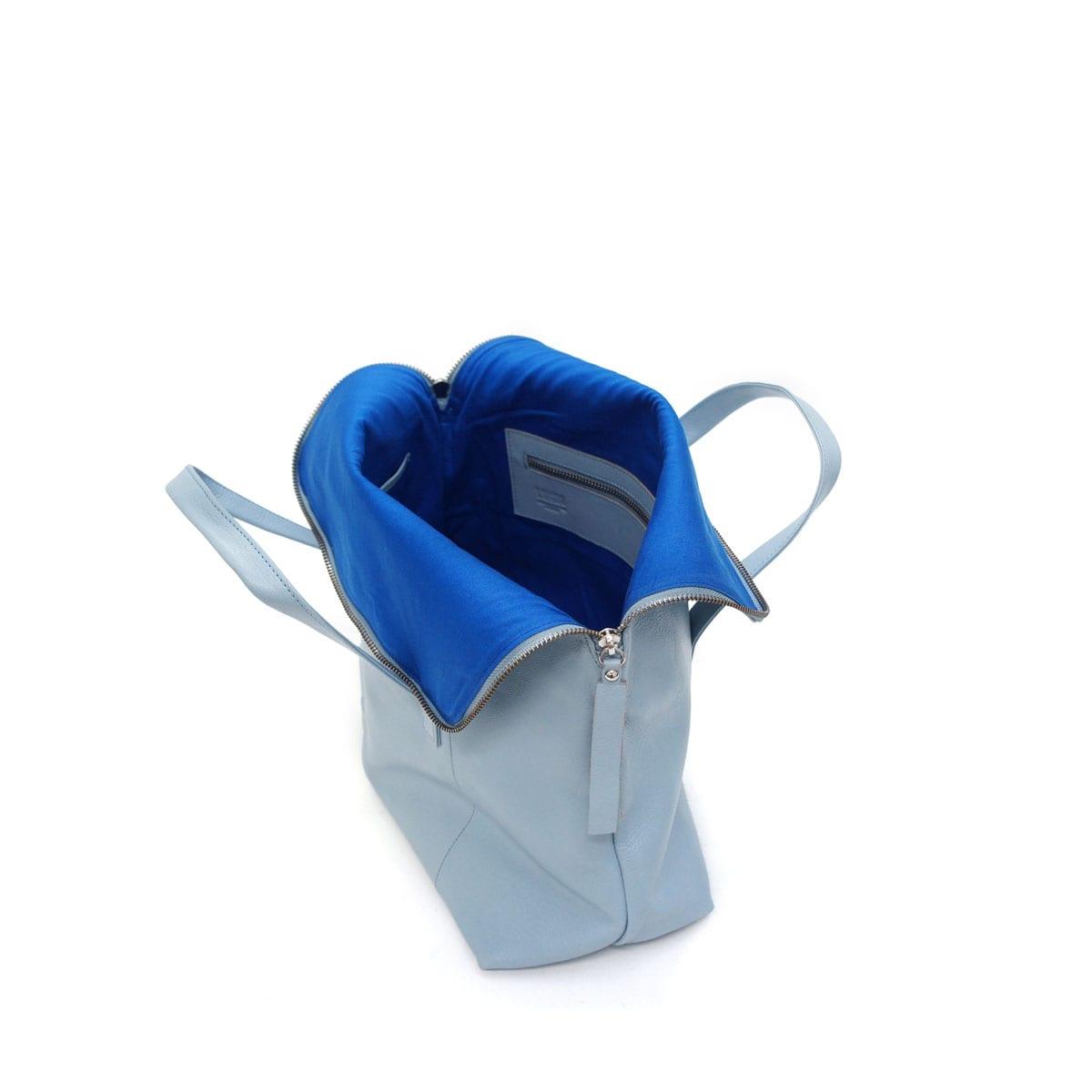 Saara Backpack Sky Blue Lumi Accessories