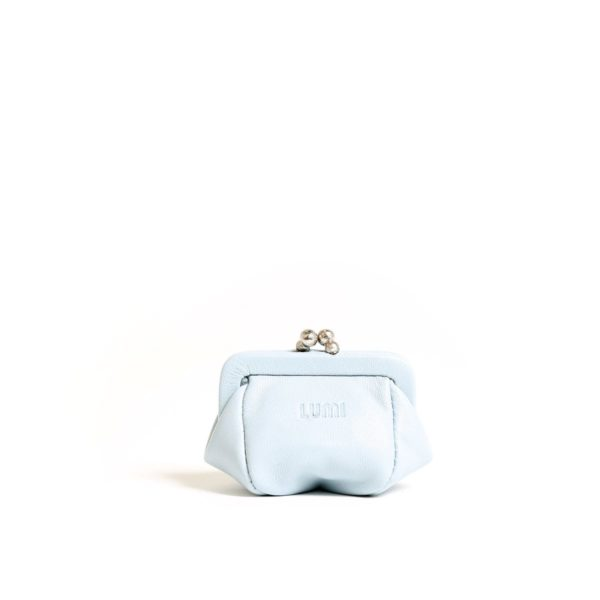 Aurora Jewellery Purse Baby Blue