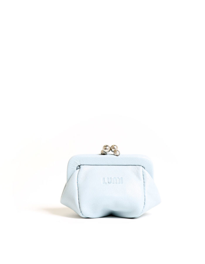 Aurora Jewellery Purse Baby Blue