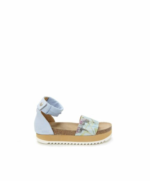 LUMI Birgitta Cork Sandals make the perfect summer shoe for every occasion. Just slip on and go!