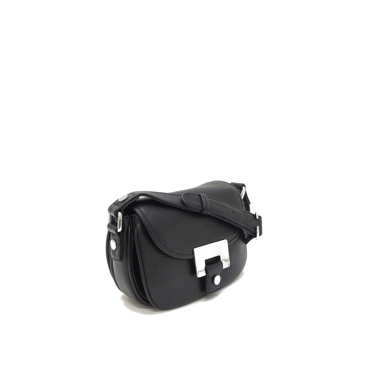 Lumi Laukku Olivia : Olivia mini saddler black lumi accessories
