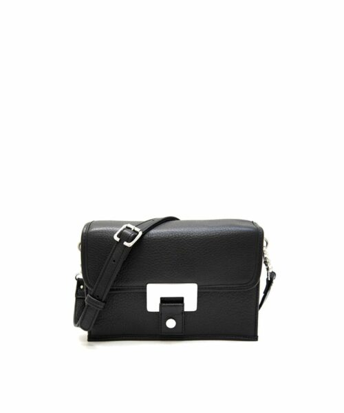 LUMI Pauliina Day to Evening Bag, in black, is a classic that works for every occasion.