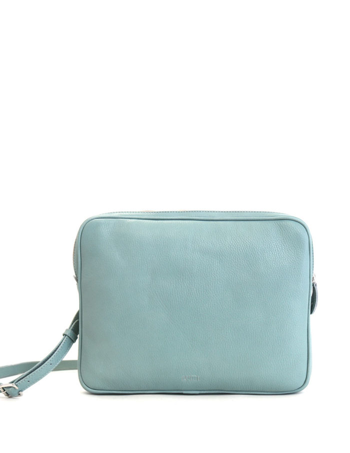 LUMI Blanca Laptop Bag, in Cielo blue.