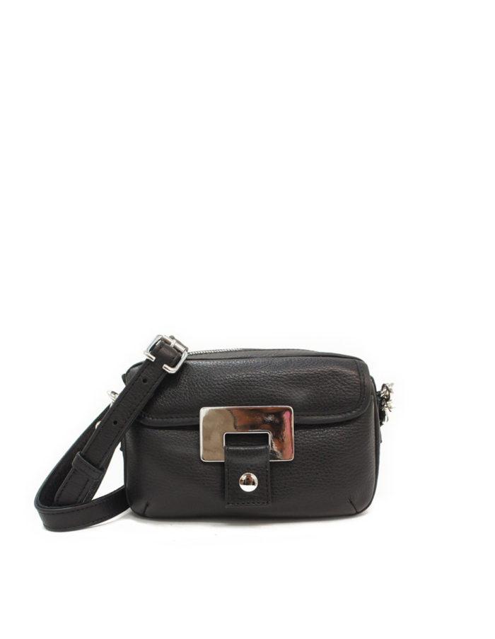 LUMI Othilia Mini Cross Body Bag, in black