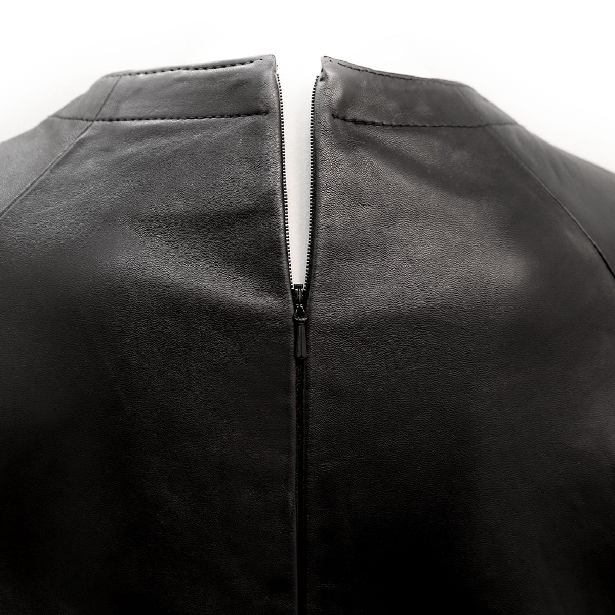 LUMI Leather Garments T-Shirt details, back