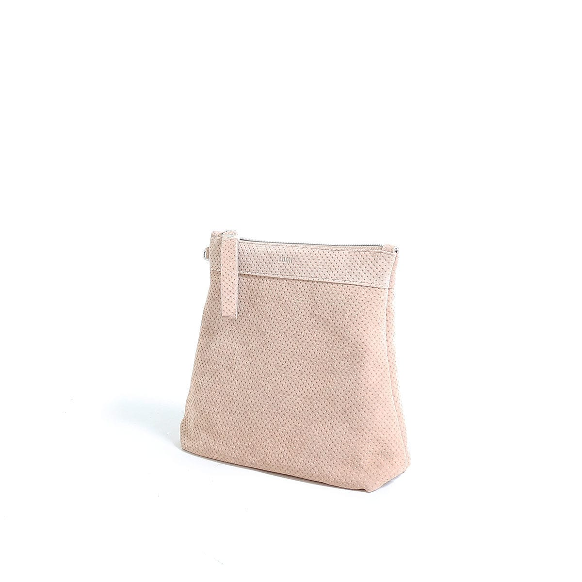LUMI Destination Folding Pouch, color beige