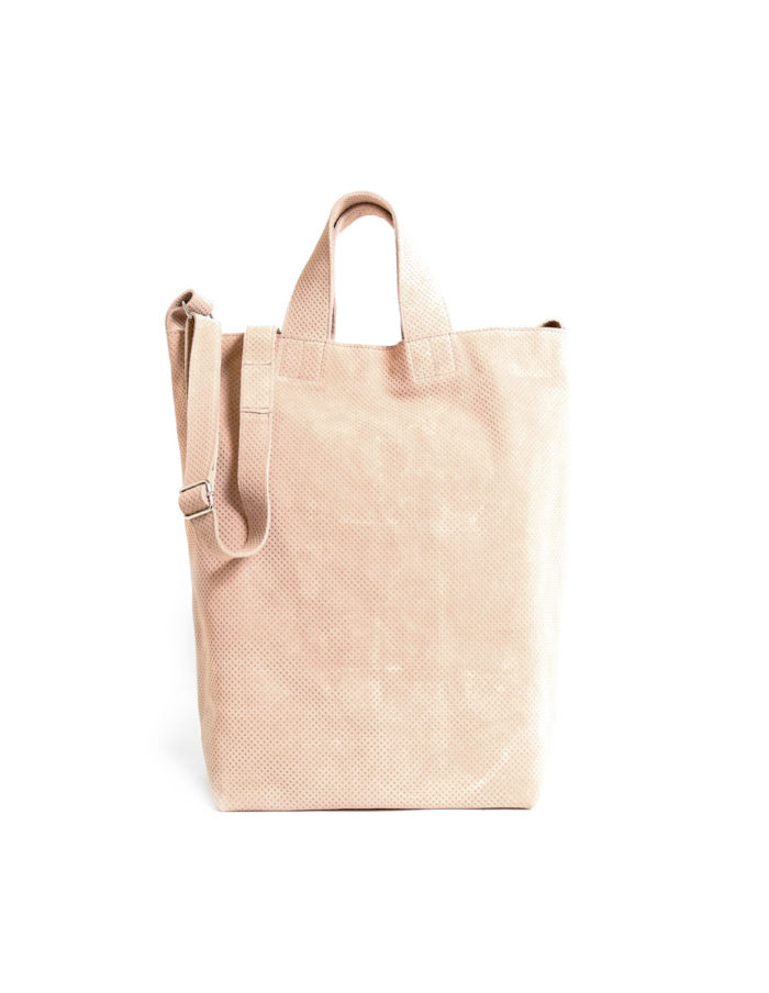 Destination Tote Beige