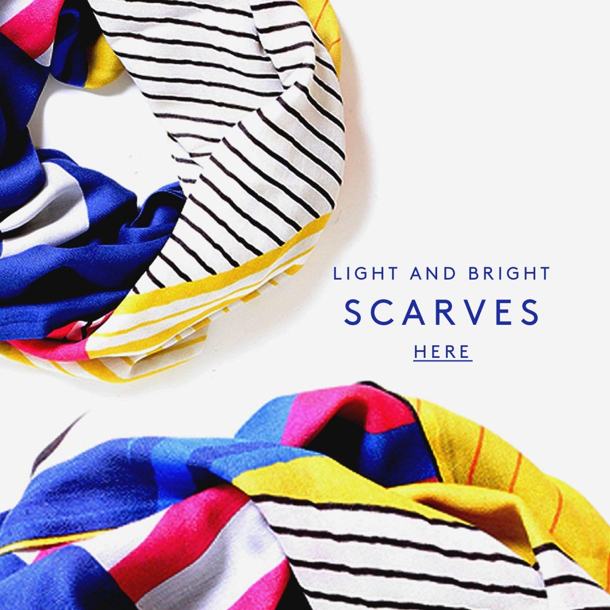 Lumi scarves