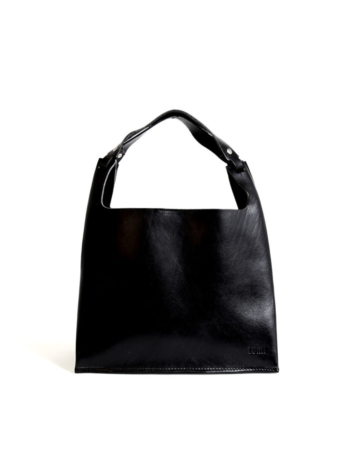 Supermarket Bag X-Large Naked Black