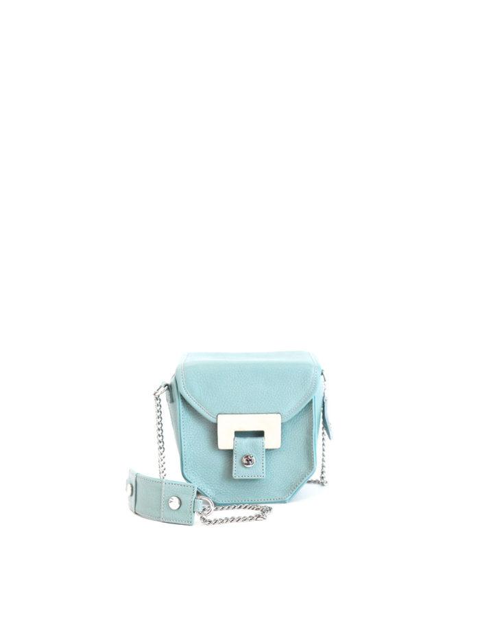 LUMI Eden Mini Bag, in Cielo blue.