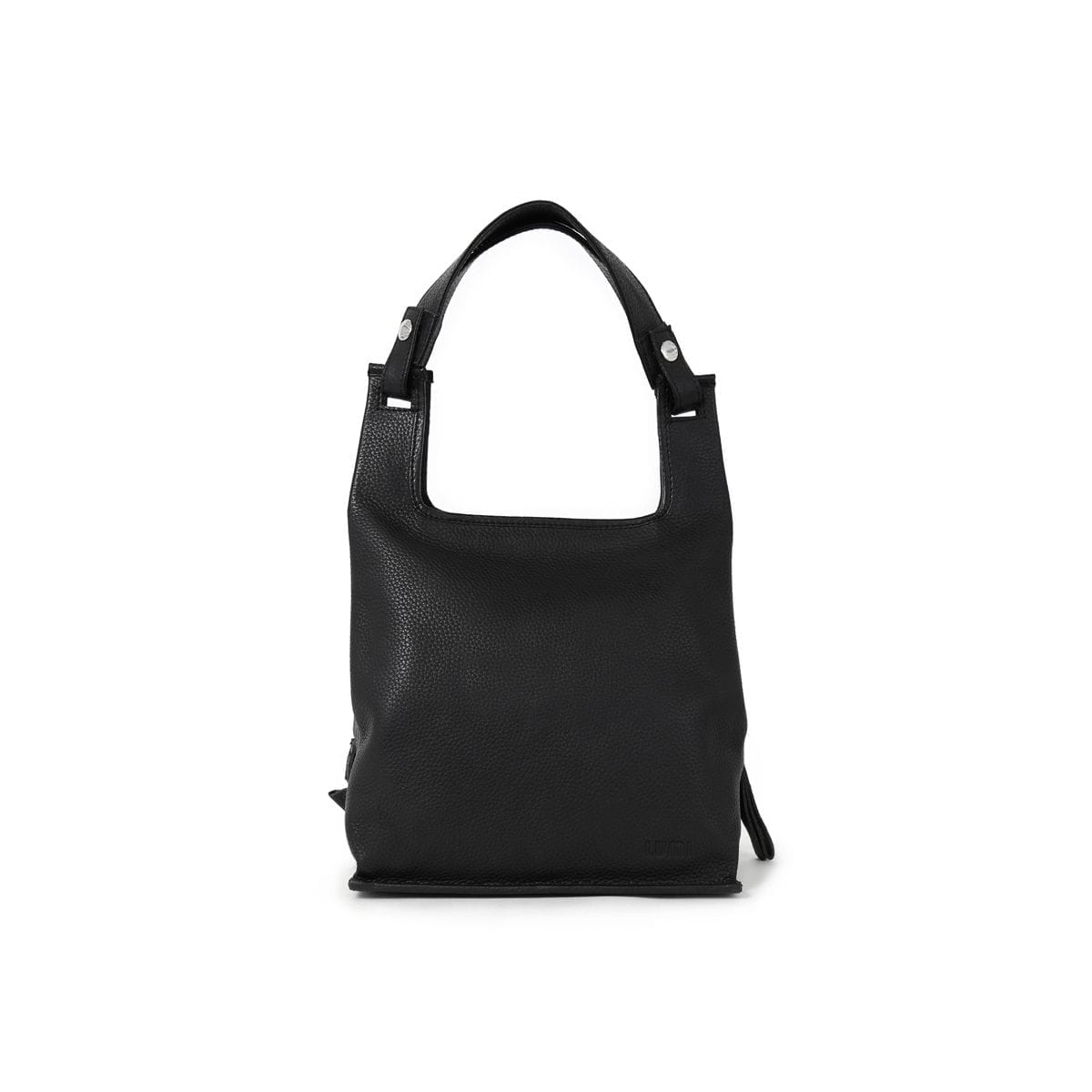 Small Supermarket bag in black