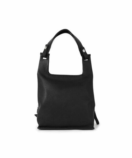 Small Supermarket bag in black