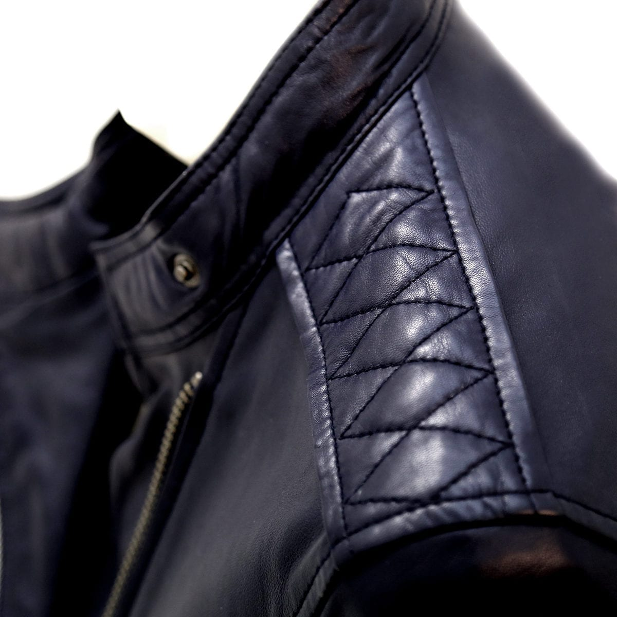 6aa3cb1f20c Home>Leather Garments>Women's Jacket Navy Large
