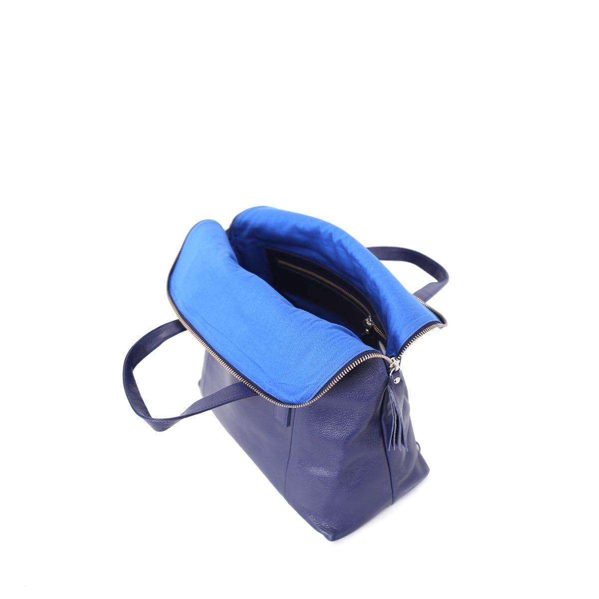 LUMI Saara Backpack Ocean Blue.