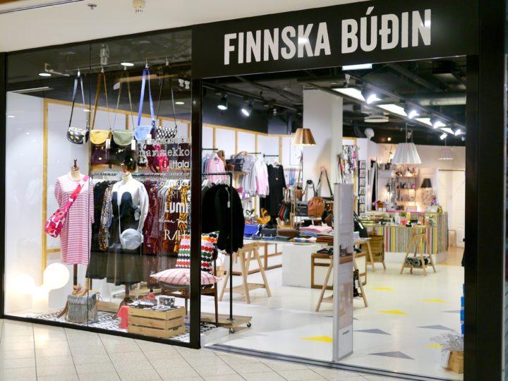 LUMI Retailer of the Month – Finnska Búðin