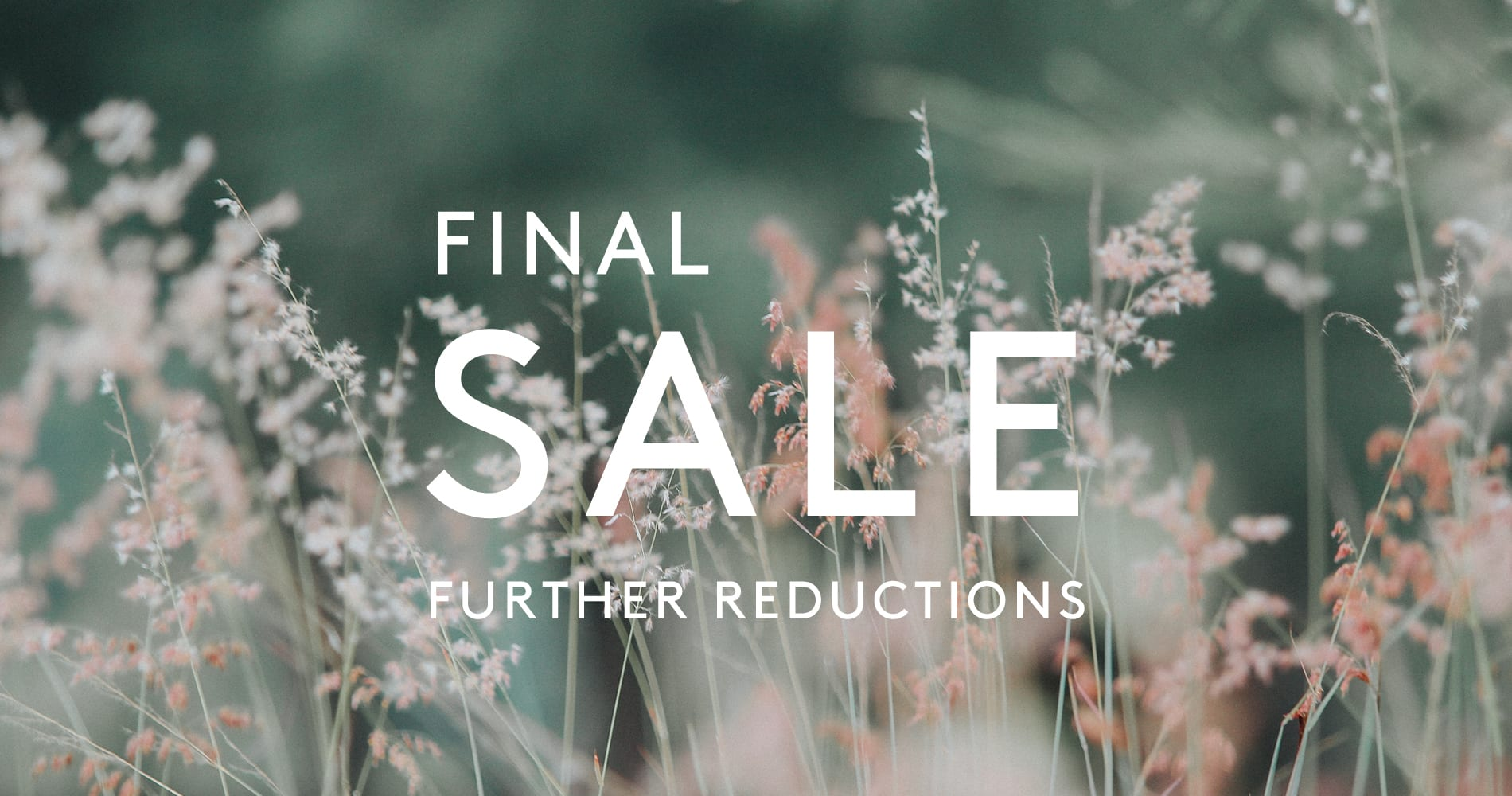 LUMI Final Sale starts now with further reductions. Hurry!