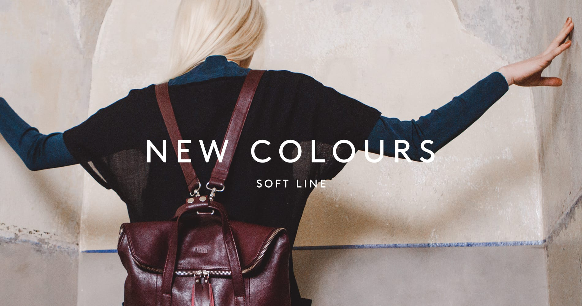 New autumnal FW17 Soft Line colours have arrived to our online store and LUMI flagship store!