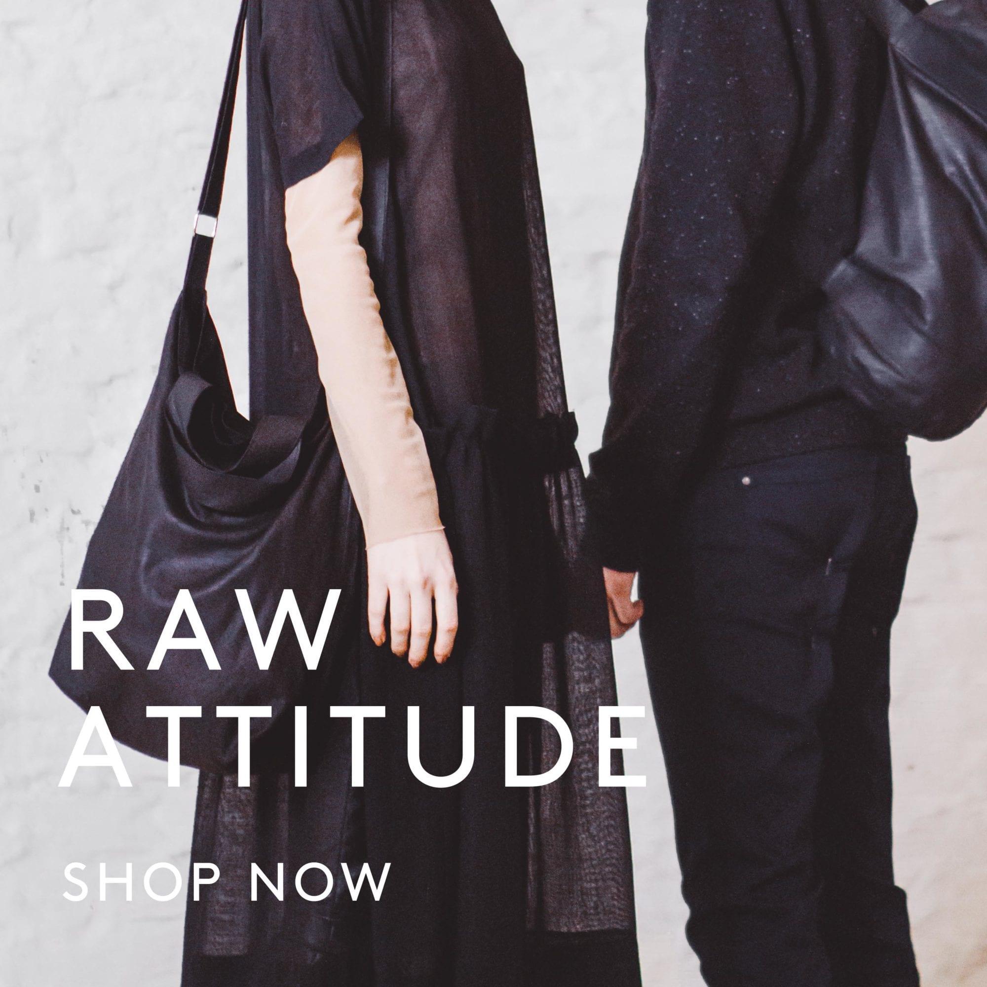 Raw Attitude for autumn