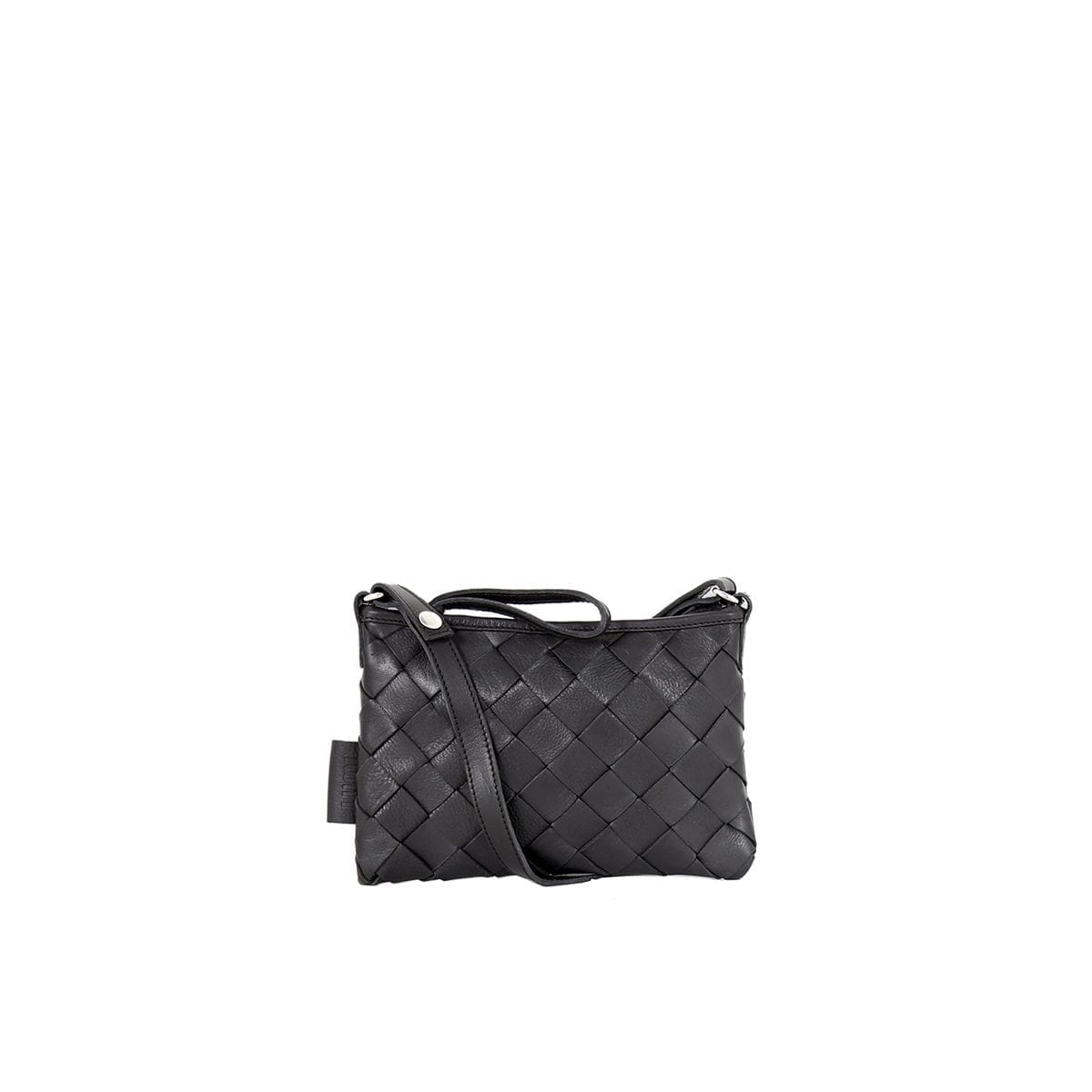d750a03b7c760b Toarie Woven Clutch Small Black – Lumi Accessories