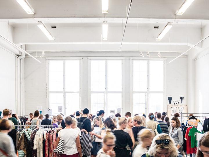 LUMI at Design Market on Helsinki Design Week