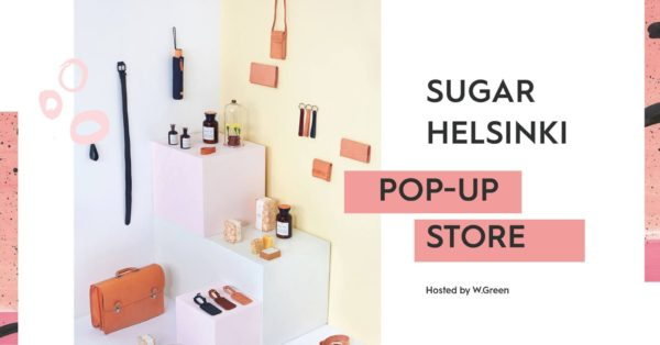 LUMI is taking part of Sugar Helsinki Pop-Up Store in Amsterdam with a beautiful group of Finnish brands ! The event is hosted by Sugar Helsinki's local partner W.Green. Join us!