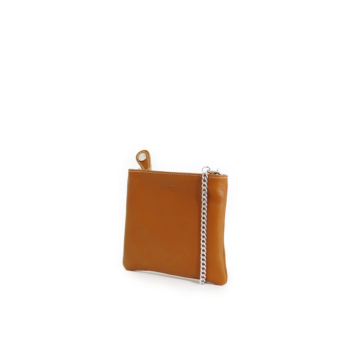 Laura Envelope Clutch Toffee Lumi Accessories Elegant Fashion Brown In Timeless And Colour